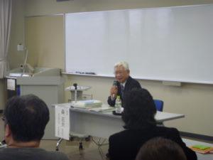 森 正夫先生(名古屋大学名誉教授)