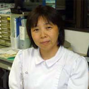 直井千津子さん(平成19年11月取得)金沢医科大学看護学部