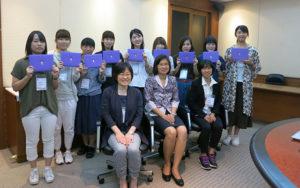平成28年度タイ国立チェンマイ大学研修