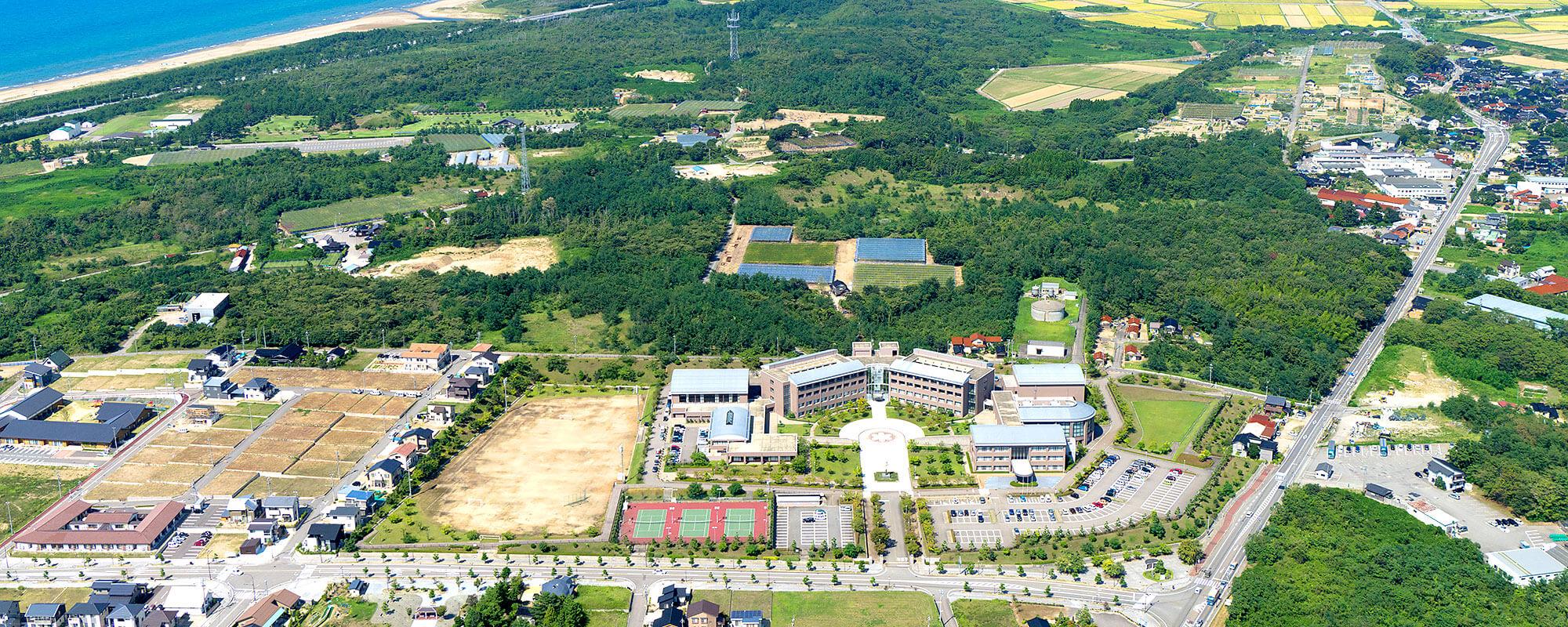 キャンパス施設